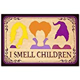 Matastic I Smell Children Doormat Welcome Mat House Warming Gift Home Decor Funny Doormat Gift Idea