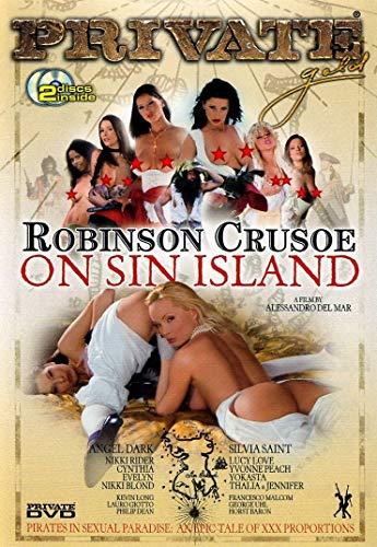 Sex Film Private Gold – Robinson Crusoe on Sin Island von pornografischen und sexuellen Inhalten, aus dem private Studio, mehrsprachig