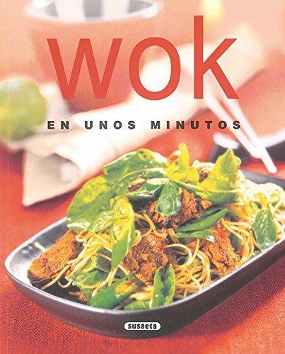 Wok en unos minutos (El Rincón Del Paladar) (Spanish Edition)