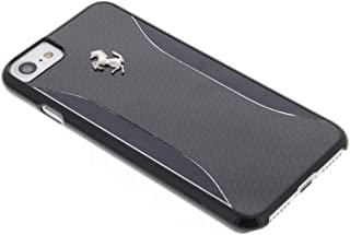 Ferrari Protective Cover For Iphone 7, Black, Ferchcp7Bk