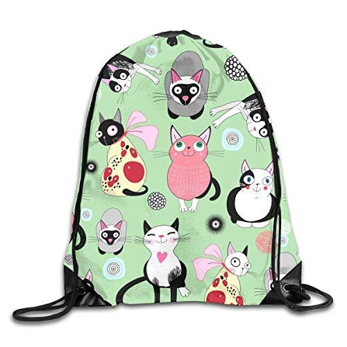Jiger Colorful Love Drawstring Backpack Bag Rucksack Shoulder Sackpack Sport Gym Yoga Runner Beach Hiking Dance
