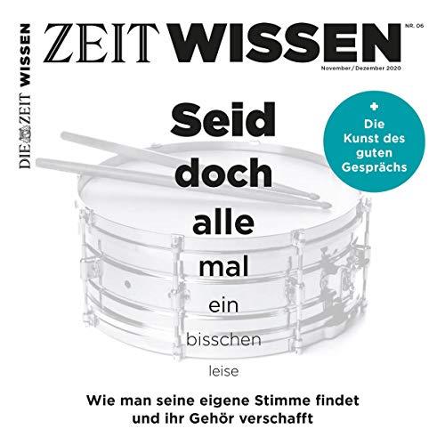 ZeitWissen, November / Dezember 2020 Titelbild