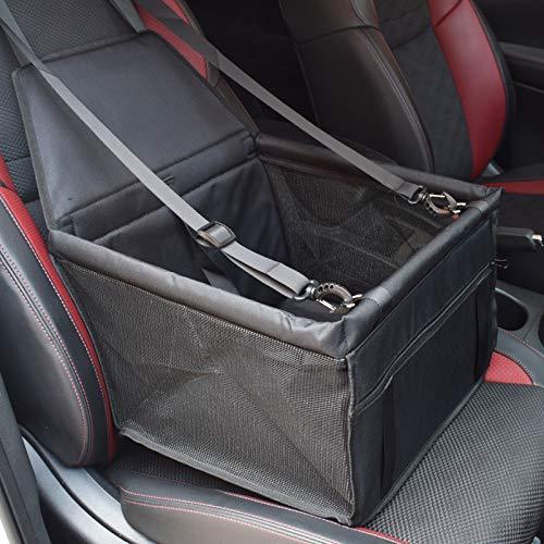 Hondenautostoelhoezen achterbank autostoel honden voor, waterdicht, ademend, afneembaar, ter bescherming van de veiligheid van huisdieren, in de reizen auto