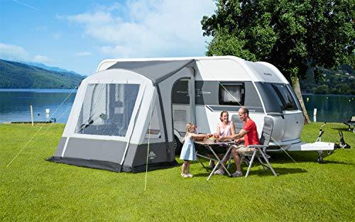 Camptime Lago-L aufblasbares Reisevorzelt Vorzelt Busvorzelt Campingvorzelt 3000 Wassersäule