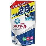 アリエール 液体 抗菌 洗濯洗剤 詰め替え 約2.6倍分(1.9kg)