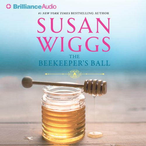 The Beekeeper's Ball audiobook cover art