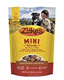 Zuke's Natural Training Dog Treats; Mini Naturals Recipe; Made in USA...