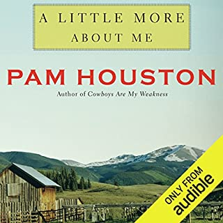 A Little More About Me audiobook cover art