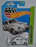 Hot Wheels Hw Workshop - Volkswagen Beetle Herbie The Love Bug