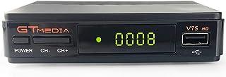 comprar comparacion GT MEDIA V7S HD Receptor Satélite DVB-S/S2 Decodificador de TV por Satelite con Antena WiFi USB, 1080P Full HD Soporte PVR...