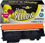 Yellow Yeti CLT-Y404S Amarillo 1000 páginas Tóner Compatible para Samsung Xpress SL-C430 C430W SL-C480 C480FN C480FW C480W [3 años de garantía]