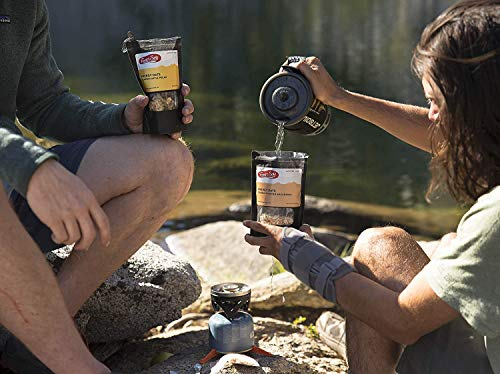 Food for the Sole Taster Pack   Contains 7 Different Meals   Try All The Delicious Gluten Free and Vegan Backpacking Food
