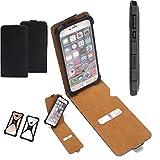 K-S-Trade® Handy Schutz Hülle Für Cyrus CS 24 Schutzhülle Bumper Schwarz 1x