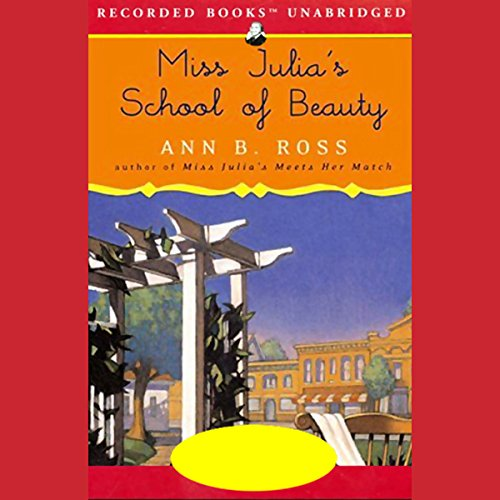 Miss Julia's School of Beauty  cover art