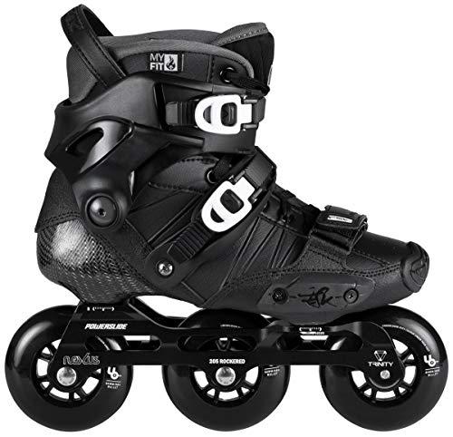 Powerslide Roller en Ligne freeskate HC Evo Black Black