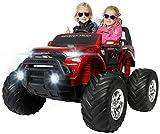Actionbikes Motors Kinder Elektroauto Ford Ranger Monster - 4 x 45 Watt Motor - Touchscreen - Allrad...