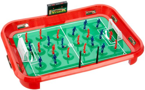 Simba Toys Games & More 6174435 - Tischfußball Stadion