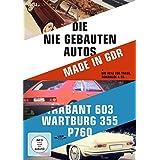 Die nie gebauten DDR-Autos + ein Herz für Trabi, Schwalbe & Co.