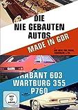 Die nie gebauten DDR-Autos und ein Herz für Trabi, Schwalbe & Co