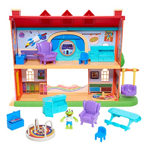 Muppets Babies School House Playset, Multicolor