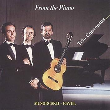 From the Piano - Musorgskij: Quadri di un'esposizione & Ravel: Le tombeau de Couperin