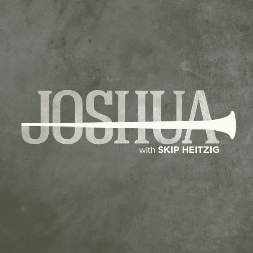 06 Joshua - 1985 audiobook cover art