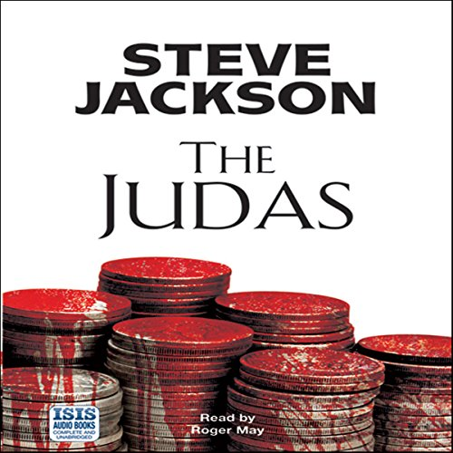 The Judas audiobook cover art