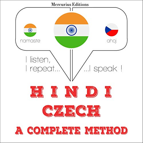 Hindi - Czech. a complete method cover art