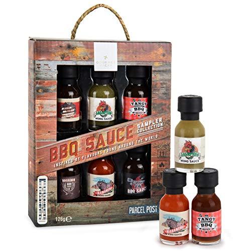 Modern Gourmet Foods -   Bbq Saucen