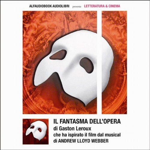 Il fantasma dell'opera audiobook cover art