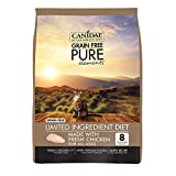 Canidae 3517 Grain Free Pure Elements Cat Dry Formula With Fresh Chicken, 10 Lbs