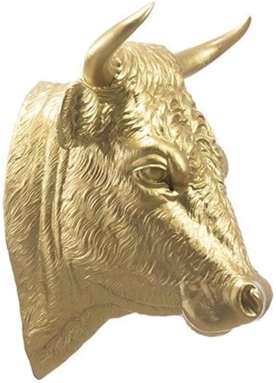 Ottmar Horl Skulptur, Motiv Stier, Farbe Gold B0167K6ONI   Um Zuerst Unter ähnlichen Produkten Rang