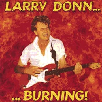 Burning!