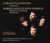 Gitano Indianas/Fantasia by Cuarteto Vocal Cavatina/Fuerte