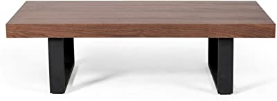 Limari Home Emberlee Coffee Table, Walnut