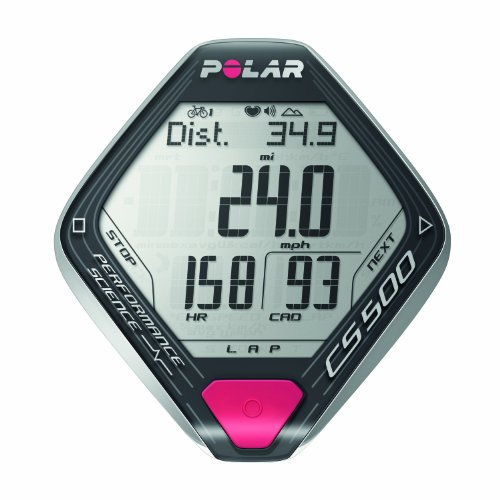 Find Bargain POLAR CS500+ cad Cycling Computer Heart Rate Moniter
