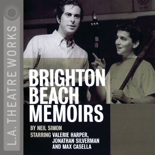 Brighton Beach Memoirs audiobook cover art