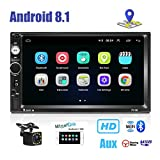 Podofo Autoradio Bluetooth Car Stereo 2 DIN 7'' Touch Screen lettore multimediale Player R...
