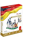 CUCUBA 3D Puzzle Neuschwanstein Castillo Alemania 98 Piezas MC062H