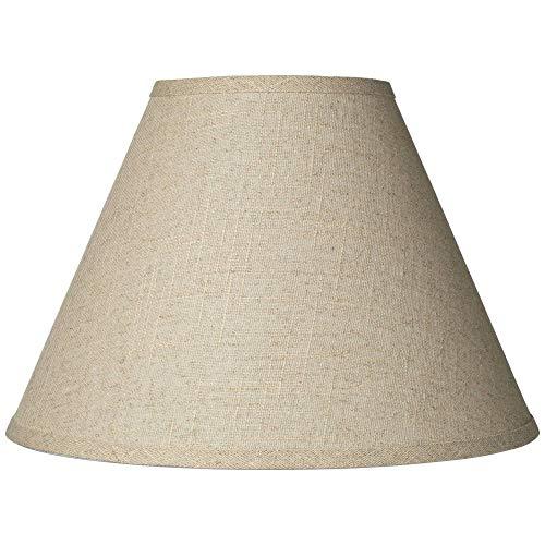 Fine Burlap Medium Empire Lamp Shade 6.5