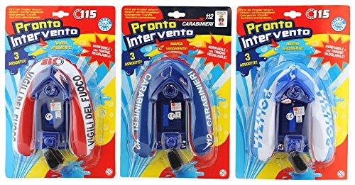 Globo S.P.A- Barca Gommone Pronto Intervento 36274, Multicolore, 850557