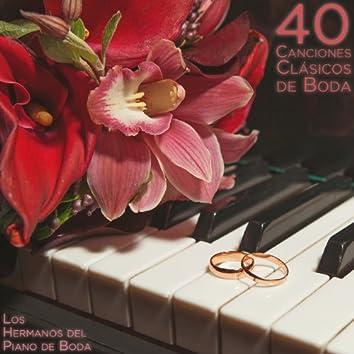 40 Canciones de Boda Clásicos