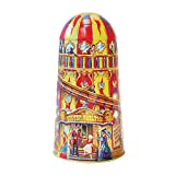 Churchill's Helter Skelter Tin with English Toffees 300g