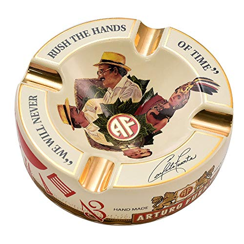 Limited Edition Large 8.75' Arturo Fuente Porcelain Cigar Ashtray