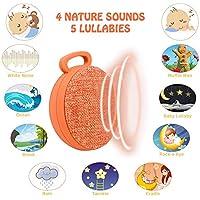 Lemouchet 9 Sounds Baby White Noise Machine