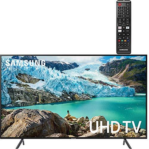 "Samsung Smart TV 58"" inch 4K UHD Flat Screen LED TV (UN58RU7100FXZA)..."