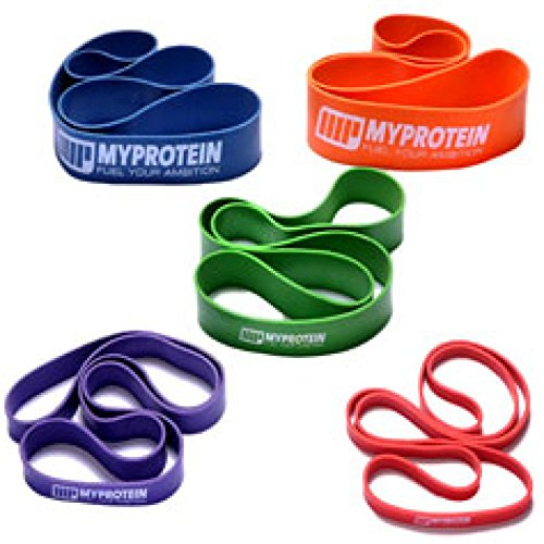 Myprotein Integratore Bande di Resistenza 32-79 Kg