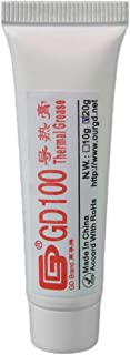 heaven2017 20g Thermal Conductive Grease Paste Silicone Compound Heatsink Paste (White)