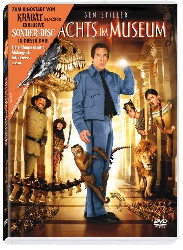 Nachts im Museum (+ Krabat Sonder-Disc) [Alemania] [DVD]