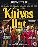 Knives Out 4K [Blu-ray] [2019]